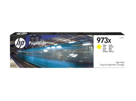Cartridge HP PageWide F6T83AE yellow, 973X