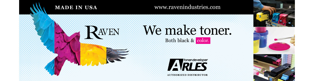Raven - We make toner