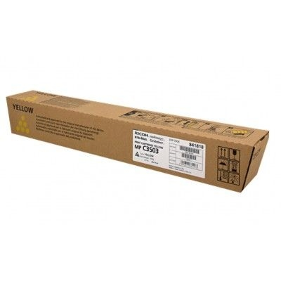 Toner Ricoh/NRG MPC 3503 yellow
